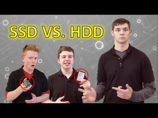 SSD vs HDD  Which one is the better choice