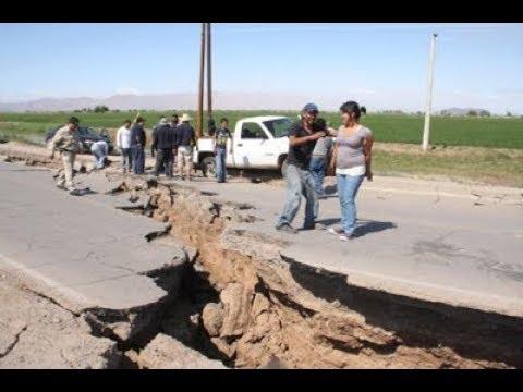 M6.3 Quake Strikes Gulf of California in Baja