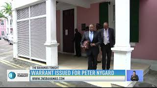 WARRANT ISSUED FOR PETER NYGARD