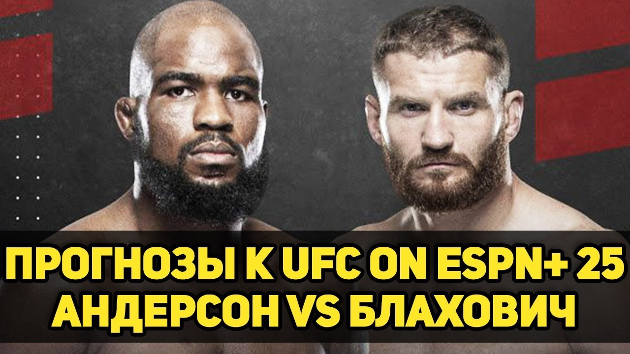 Прогнозы на турнир UFC Fight Night 167