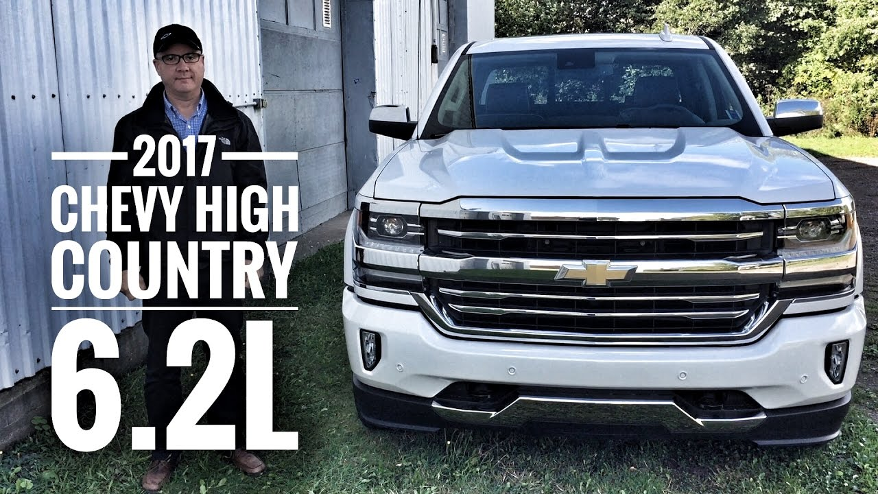 2017 Chevrolet Silverado High Country Crew Cab Road Test And Review Pye Buick Gmc You