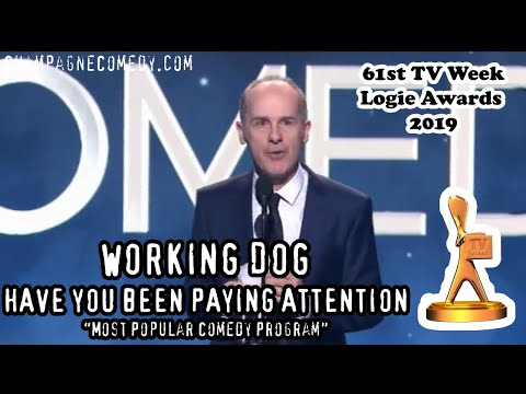 2019 Logies - Most Popular Comedy Program - Have You Been Paying Attention