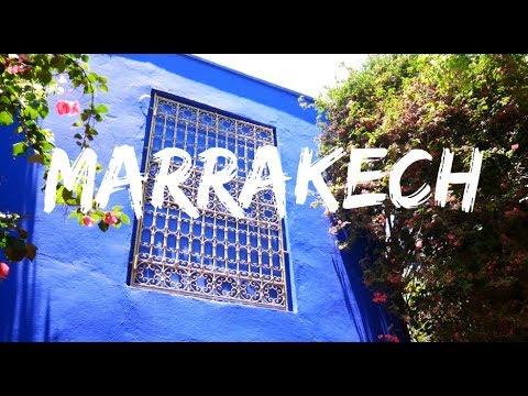 Travel Video - Marrakech - Morocco