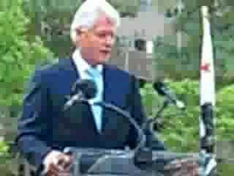 Bill Clinton makes the case for Proposition 87, Pa...