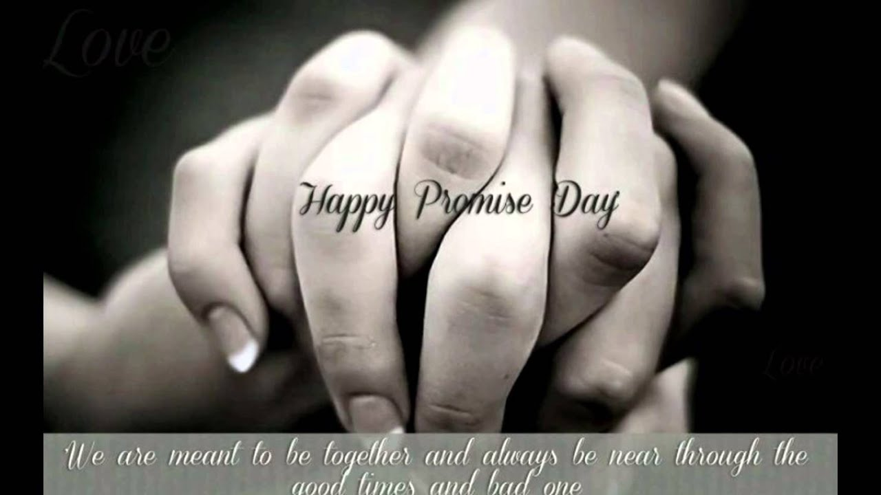 I Promise Quotes Promise Day Images  Quotes  Wishes  Sms 2016 Cards 2016