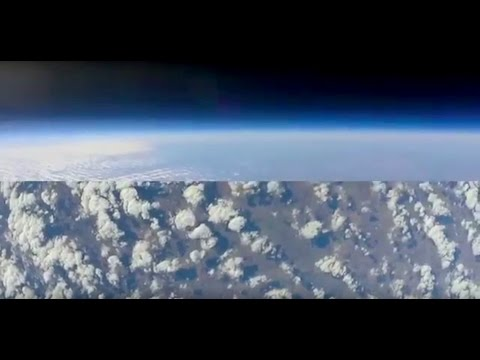 Starduster - High Altitude Balloon Photography - Dual camera