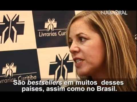 Livrarias Curitiba- Alyson Noël
