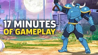 Shovel Knight And Cave Story Characters Duke It Out | Blade Strangers