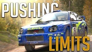 Pushing Limits! - DiRT Rally (2001 Subaru Impreza | Finland)