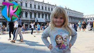 Венеция Италия гуляем по городу достопримечательности сувениры Venice Italy city tour sightseeing(Гуляем по городу Венеция Италия. Смотрим на достопримечательности и покупаем суверниры!!! Walking around the city..., 2015-11-08T18:46:15.000Z)
