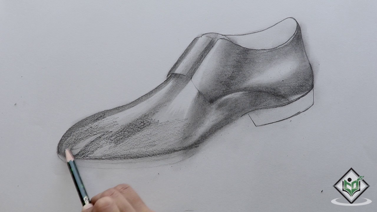How to Sketch Shoes