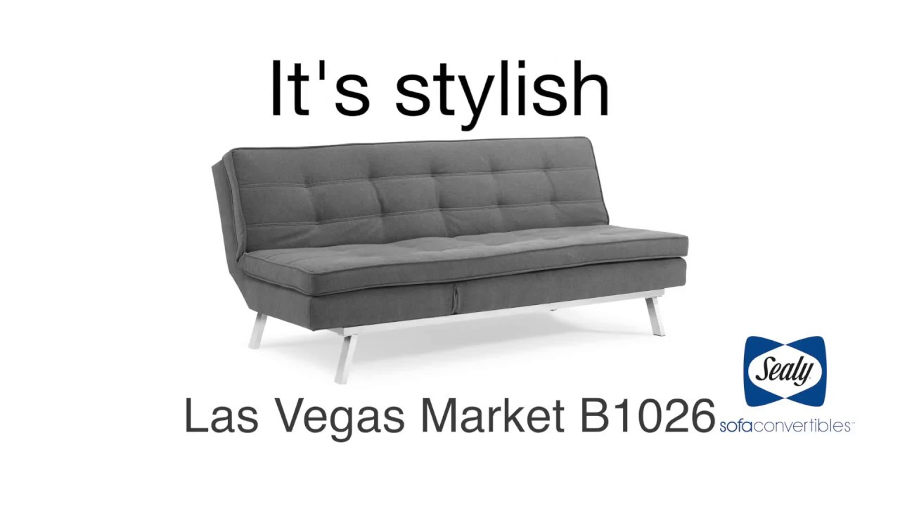 - Introducing Sealy Sofa Beds. It's Bedder On A Sealy - YouTube