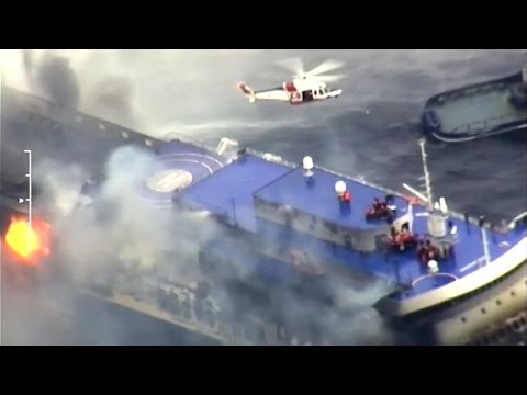 Italian Pilots Reveal How Lives Were Saved in Mediterranean Ferry Rescue – AINtv
