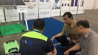 YUNDAsolar Ikut 2019 Solartech Indonesia