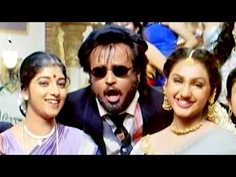 Narasimha Movie || O Kick Ekkele Video Song || Rajnikanth , Soundarya , Ramya Krishna
