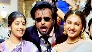 Gambar cover Narasimha Movie || O Kick Ekkele Video Song || Rajnikanth , Soundarya , Ramya Krishna
