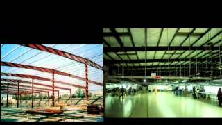 Pre Engineered Steel Buildings