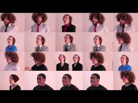 One Day I'll Fly Away - Acapella Arrangement