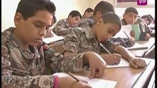 العميد الركن محمد ابو زيد - مدارس الثقافة العسكرية والتعاون مع وزارة التربية والتعليم