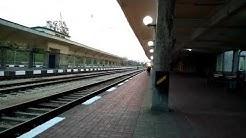 Пътнически влак от Горна Оряховица за Русе пристига и заминава от Русе Централна гара.