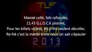 clash TLF - Barça (Lyrics) HD