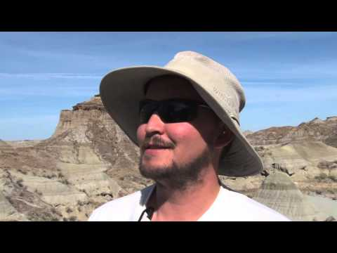 Dinosaur Provincial Park Excavation