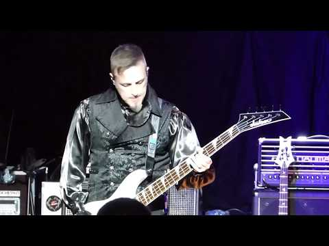 Snow White Blood - Over the Hills And Far Away (Nightwish/Gary Moore Cover) live @ Dreieich