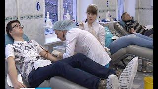Молодёжный день донора в столице Карелии