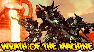 DESTINY WRATH OF THE MACHINE RAID GAMEPLAY WALKTHROUGH! (Destiny Rise of Iron)