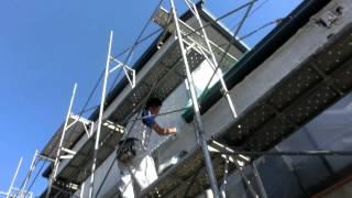 群馬県住宅塗装5000軒の実績 高崎市ダイワハウス2階建担当内山