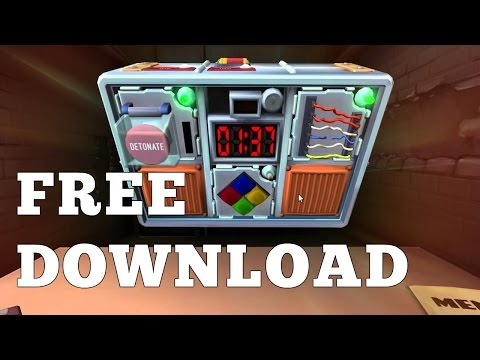 Keep Talking and Nobody Explodes - Free Download (Co-op PC Game)