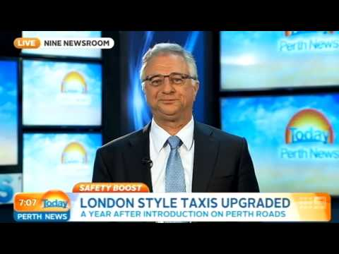 London Cabs - Safety Boost | Today Perth News