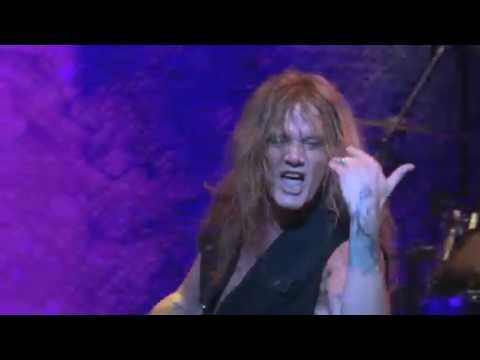 Sebastian Bach - Live Nokia 2013  Kicking and Screaming Tour - Full Concert