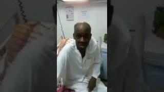 مصطفى إدريس .. مأساة لاعب كرة نال منه المرض