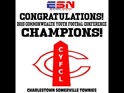 Somerville / Charlestown Townies vs Medford Mustangs