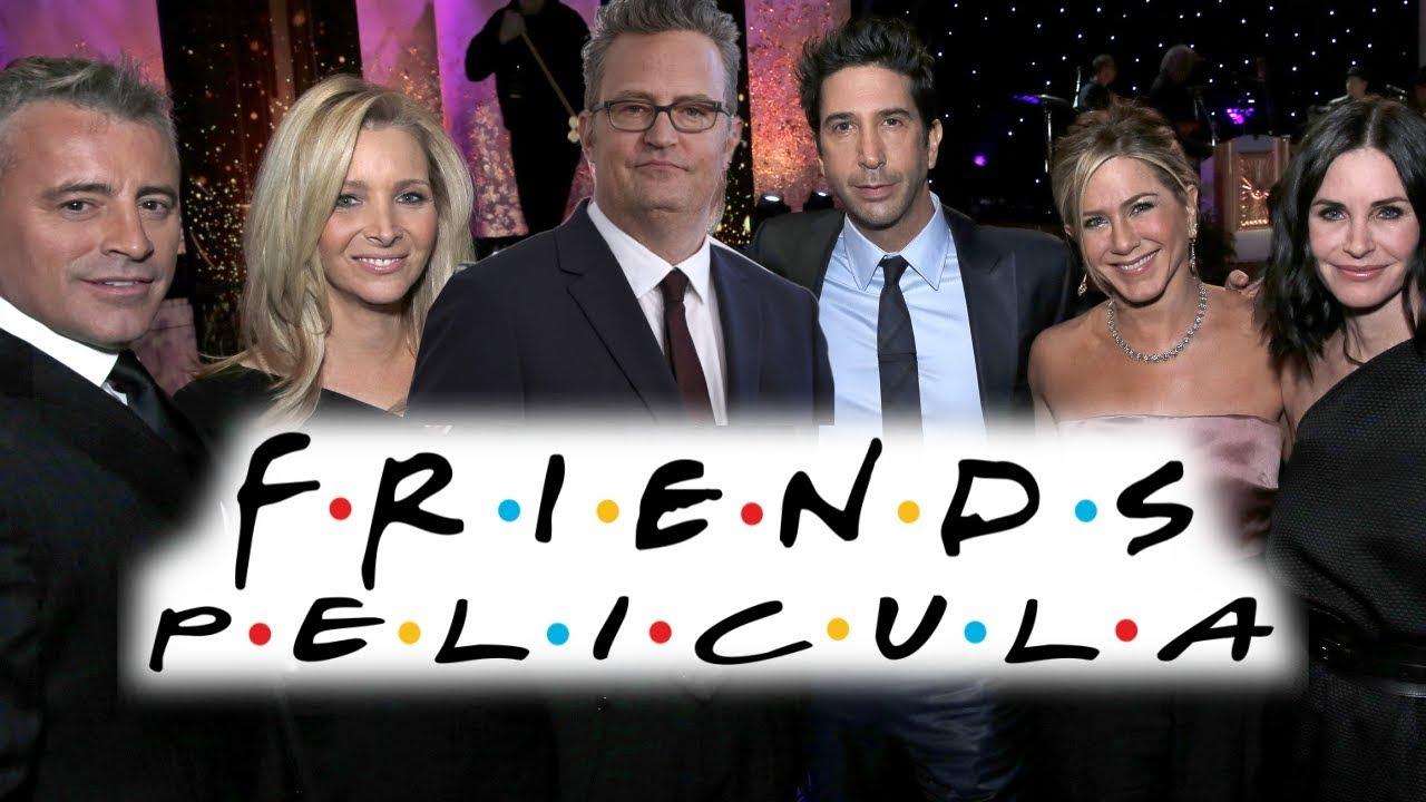 friends movie 2019
