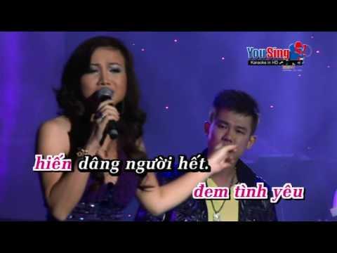 Karaoke  SC  Cho Vua Long Em  Van Quang Long Hoang Chau