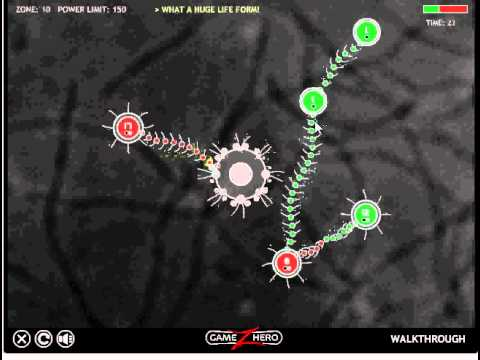 flash game Tentacle