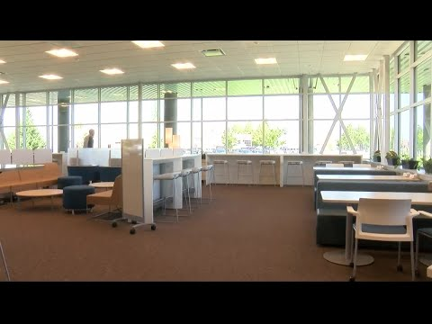 New FVCC library and learning commons takes innovative steps