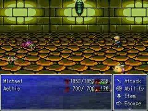 RPG Maker 2003 - Nightmare Games - Maze 4 (Part 1) |
