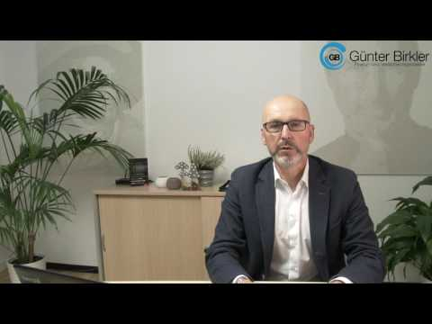 Altersvorsorge - Günter Birkler Finanz- und Versicherungsmakler