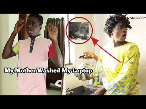 Download My Mother Washed My Laptop - Mc Shem Comedian