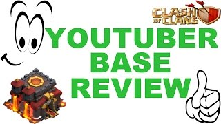 YOUTUBER REVIEW MIT MEIKBAWZ CLASH OF CLANS || CLASH OF CLANS || [Deutsch/German HD]