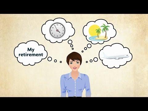 Retirement Planning - My Money Tools Video.
