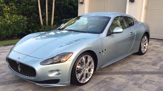 2011 Maserati Gran Turismo S Review and Test Drive by Auto Europa Naples MercedesExpert com