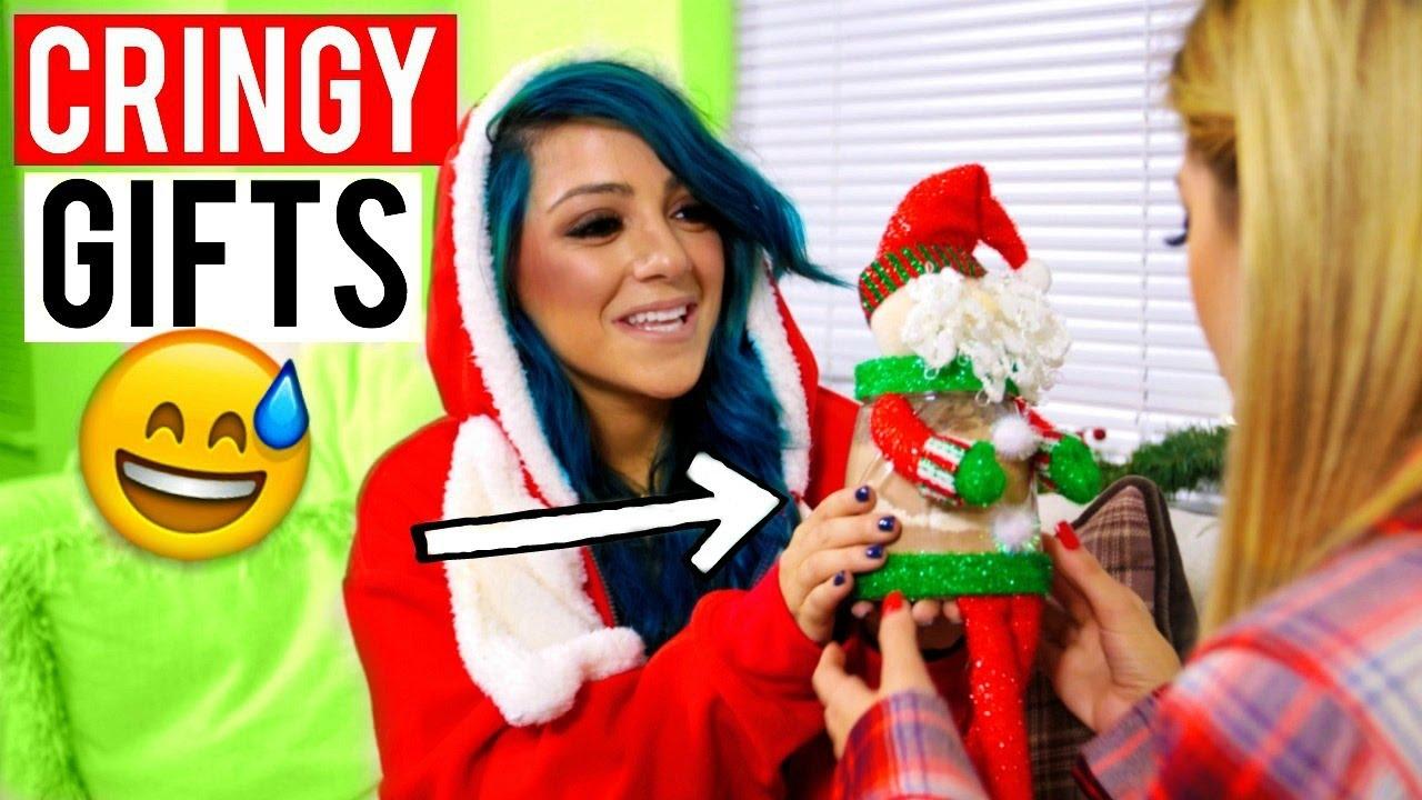 Weird Christmas Gifts 2016 (CRINGE WARNING) - YouTube