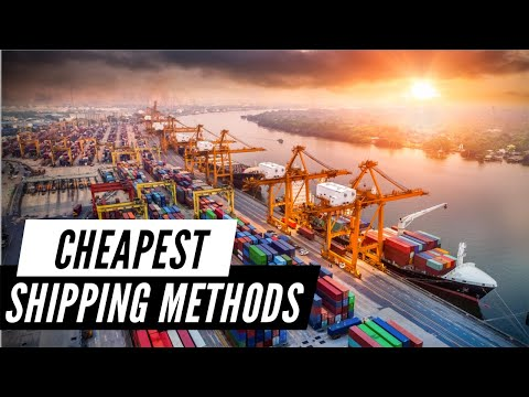 Cheapest Shipping from China. Start importing NOW!