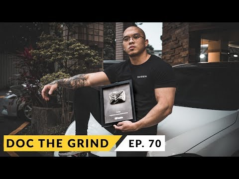 Youtube CEO 給我的一封信|Doc The Grind|vlog 70