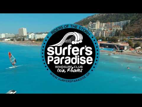 Surfers Paradise Windsurf Club Ixia Rhodes - Center Video 2017