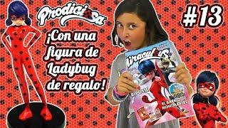 🐞 Revista 13 Prodigiosa Ladybug en Juguetes MayVer